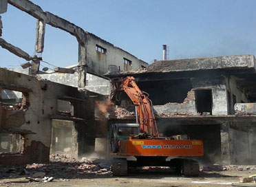 FK Enterprises Demolition